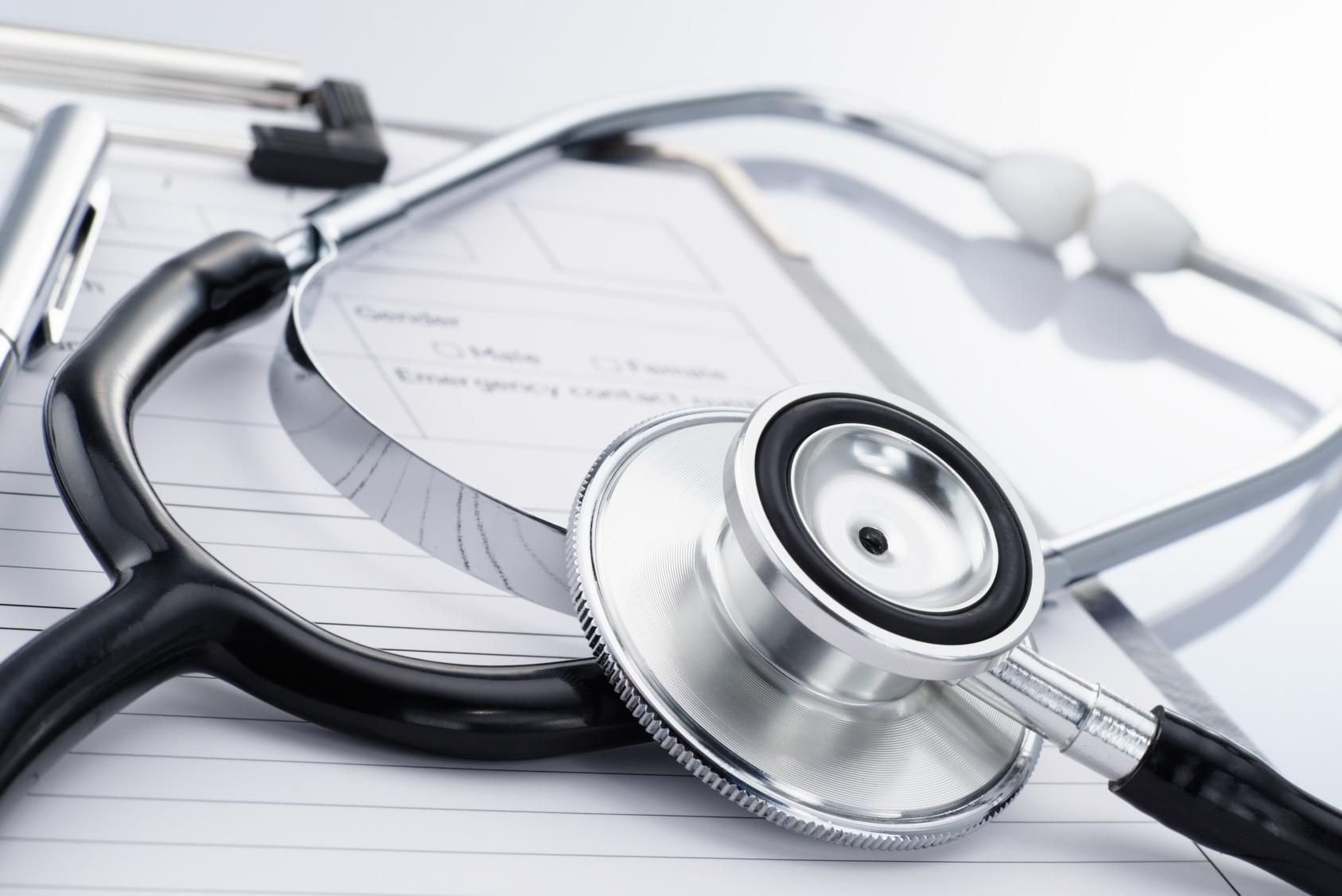 stetoskop lekarz - Fotolia