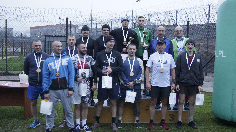 półmaraton Wronki więzienie - Karol Grajewski - Moje Wronki