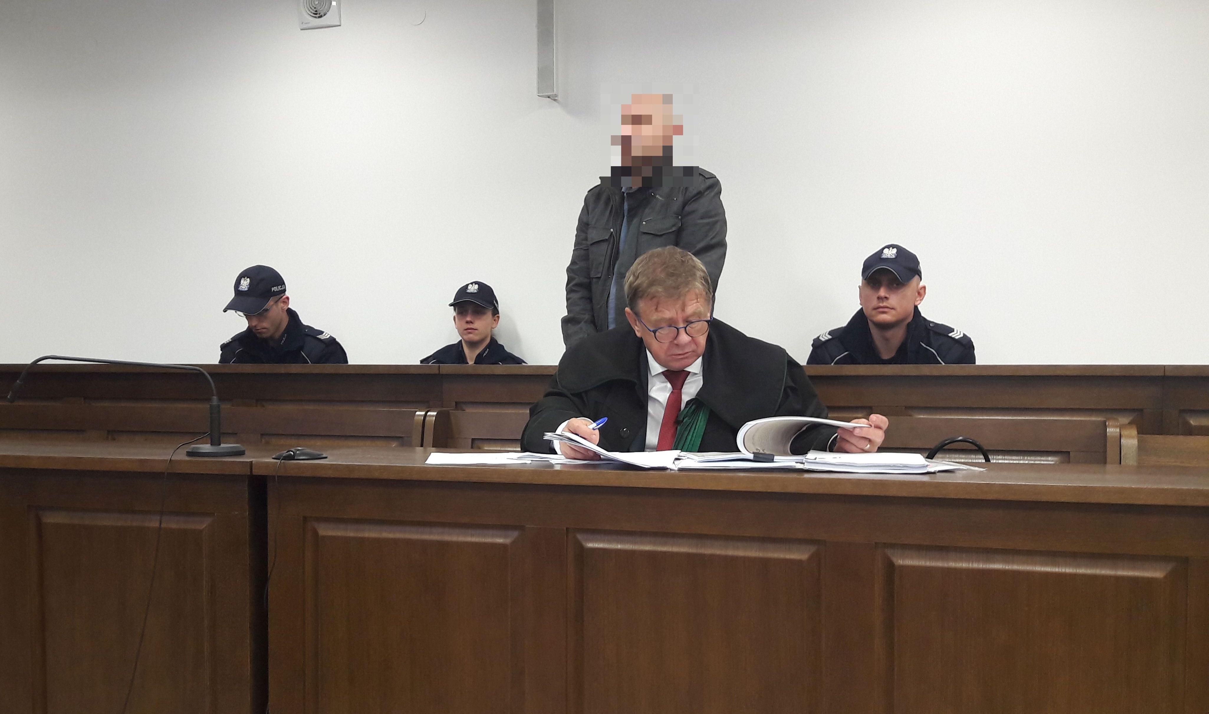 pobicie żony proces koło konin - Aleksandra Braciszewska-Benkahla