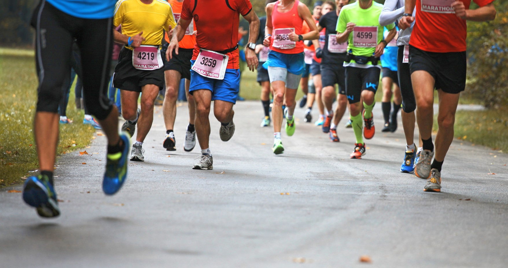 bieg biegi sport biegacze - Fotolia