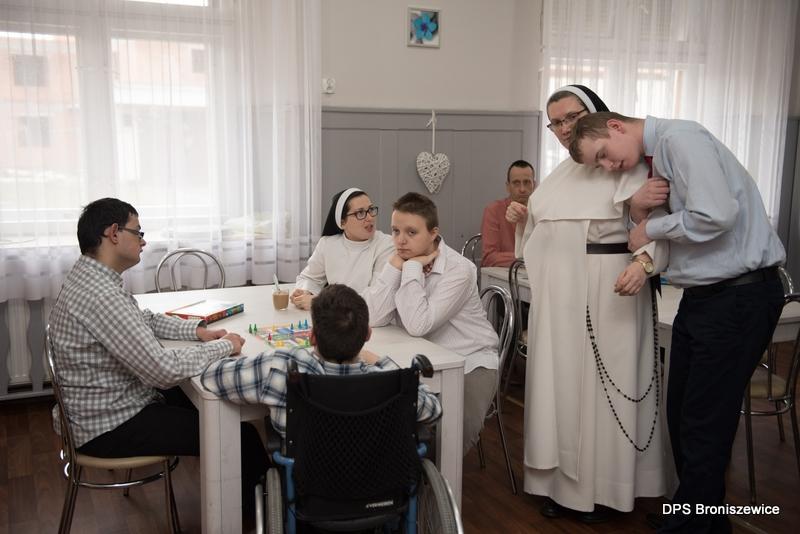 siostry dominikanki dom pomocy społecznej broniszewice - DPS Broniszewice