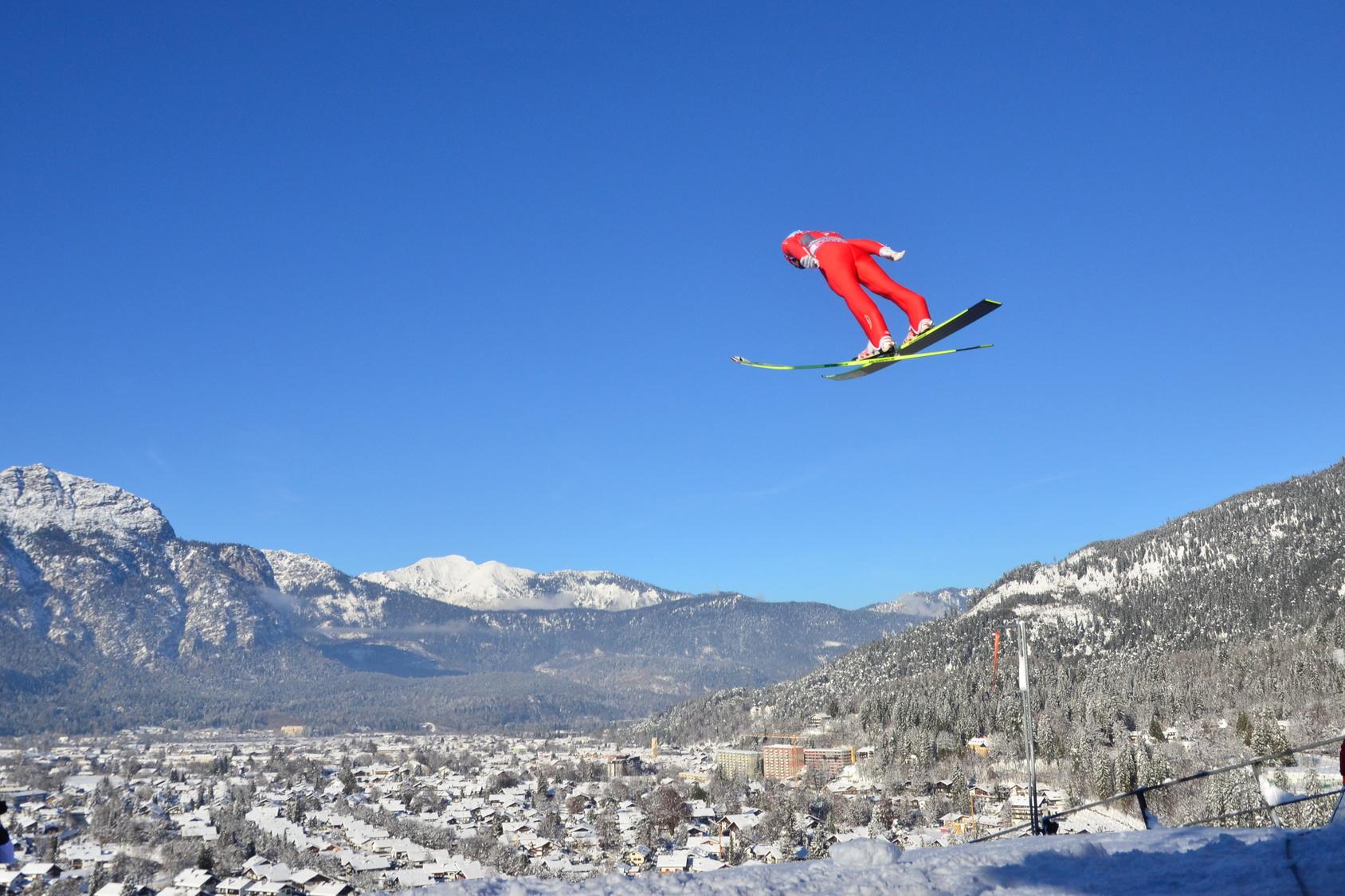 skoki narciarskie - Fotolia