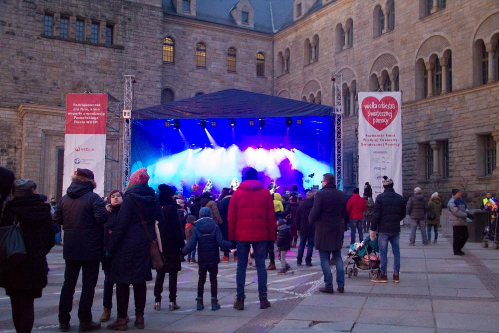 poznań wośp wielka orkiestra świątecznej pomocy 2018 - Karolina Rej
