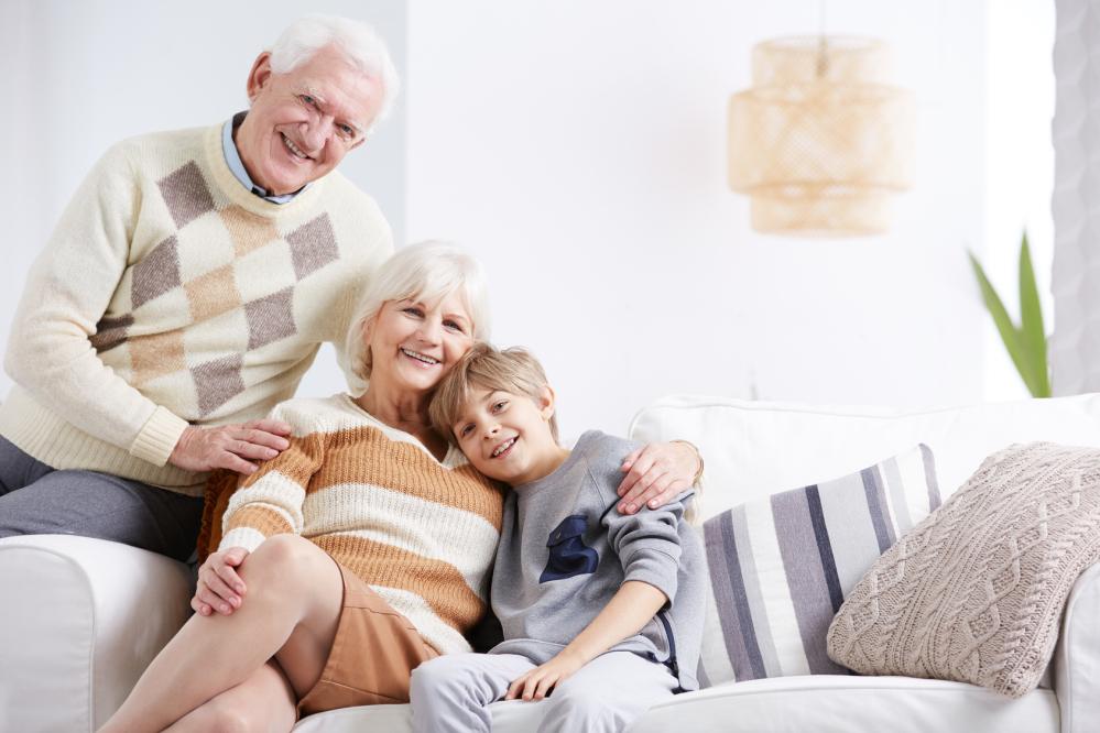 babcia dziadek dzień babci i dziadka - Fotolia