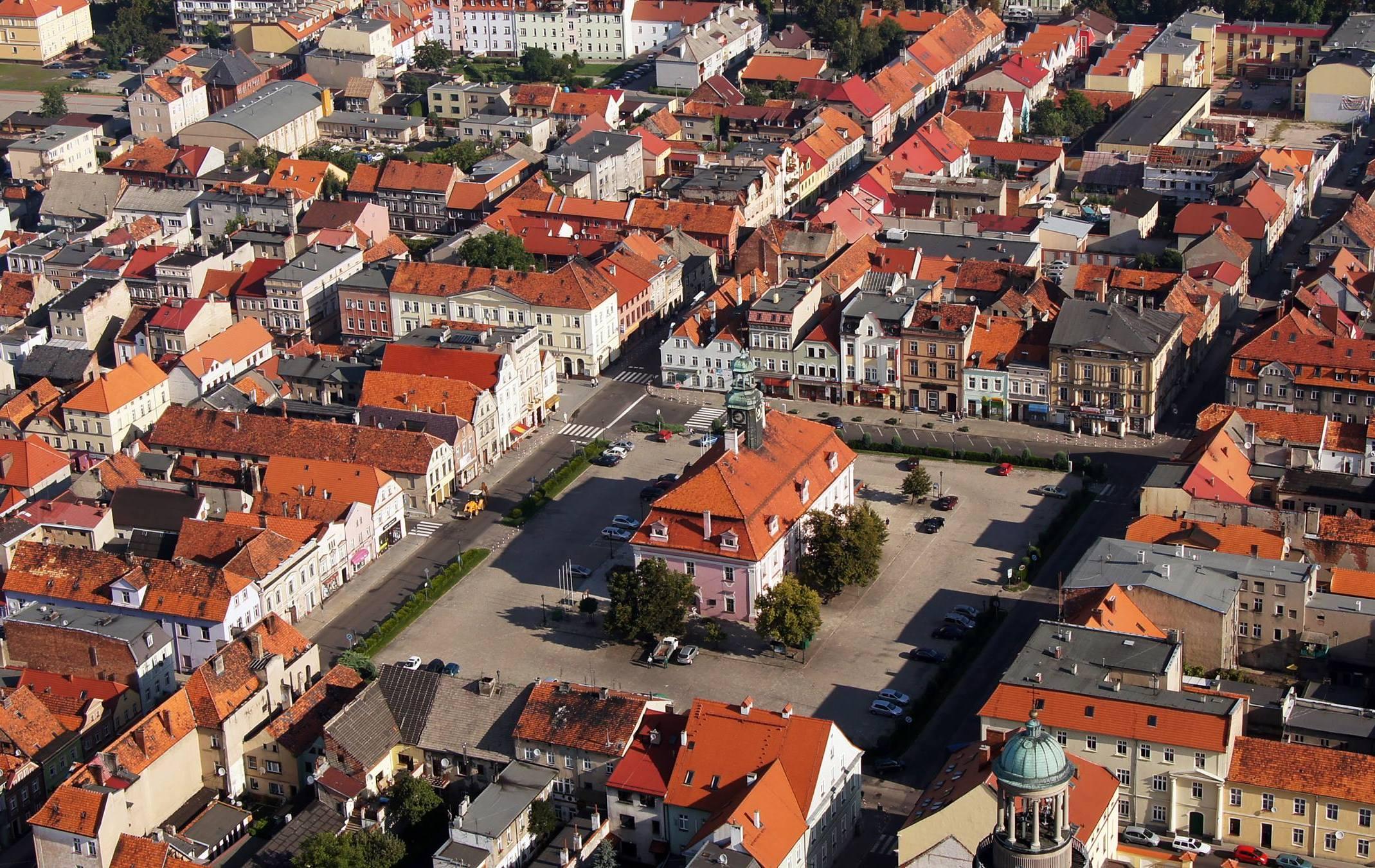 miasto rawicz rynek starówka - Gmina Rawicz/Facebook