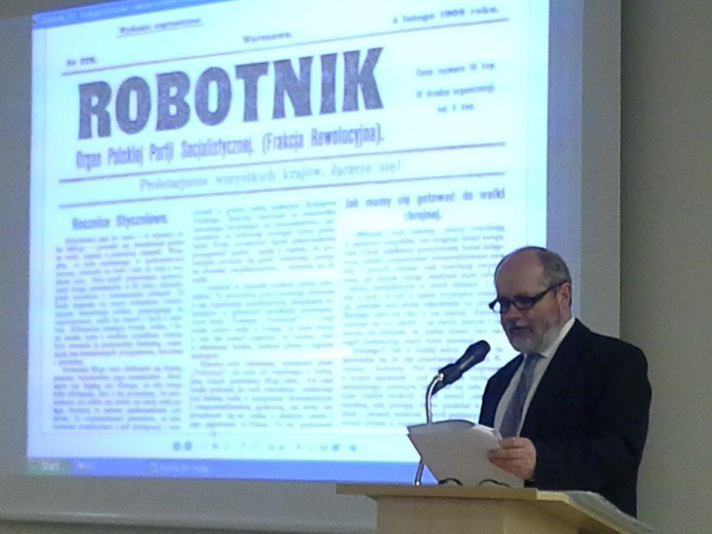 profesor okulewicz - Andrzej Ciborski