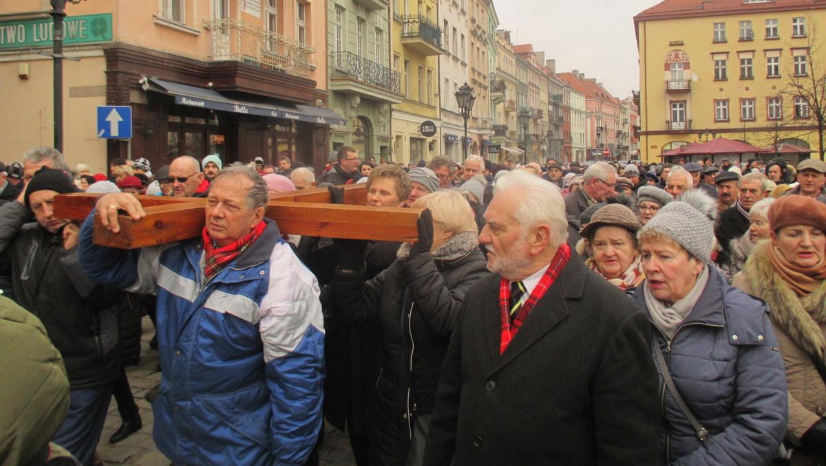 droga krzyżowa kalisz - Danuta Synkiewicz