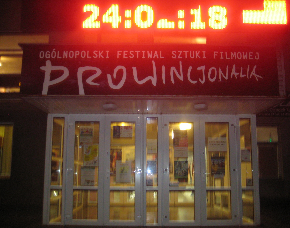 Prowincjonalia 2018 - Rafał Regulski
