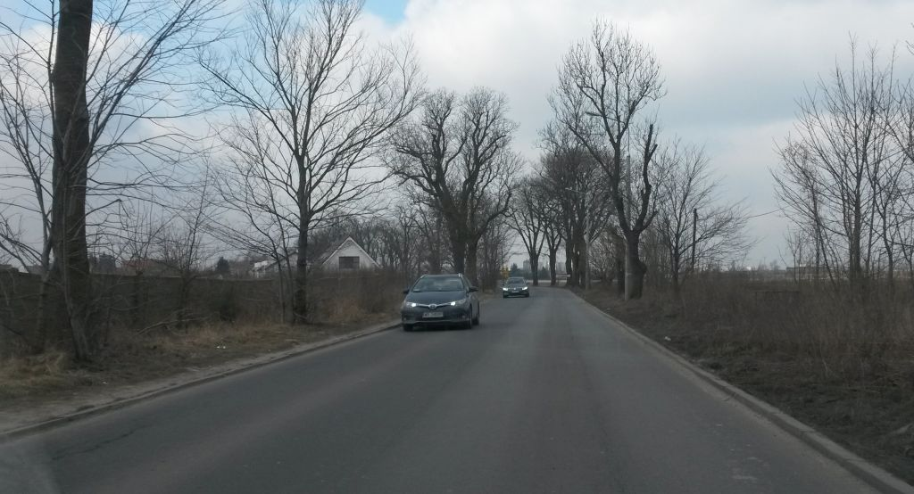 droga michałowo - Jacek Butlewski