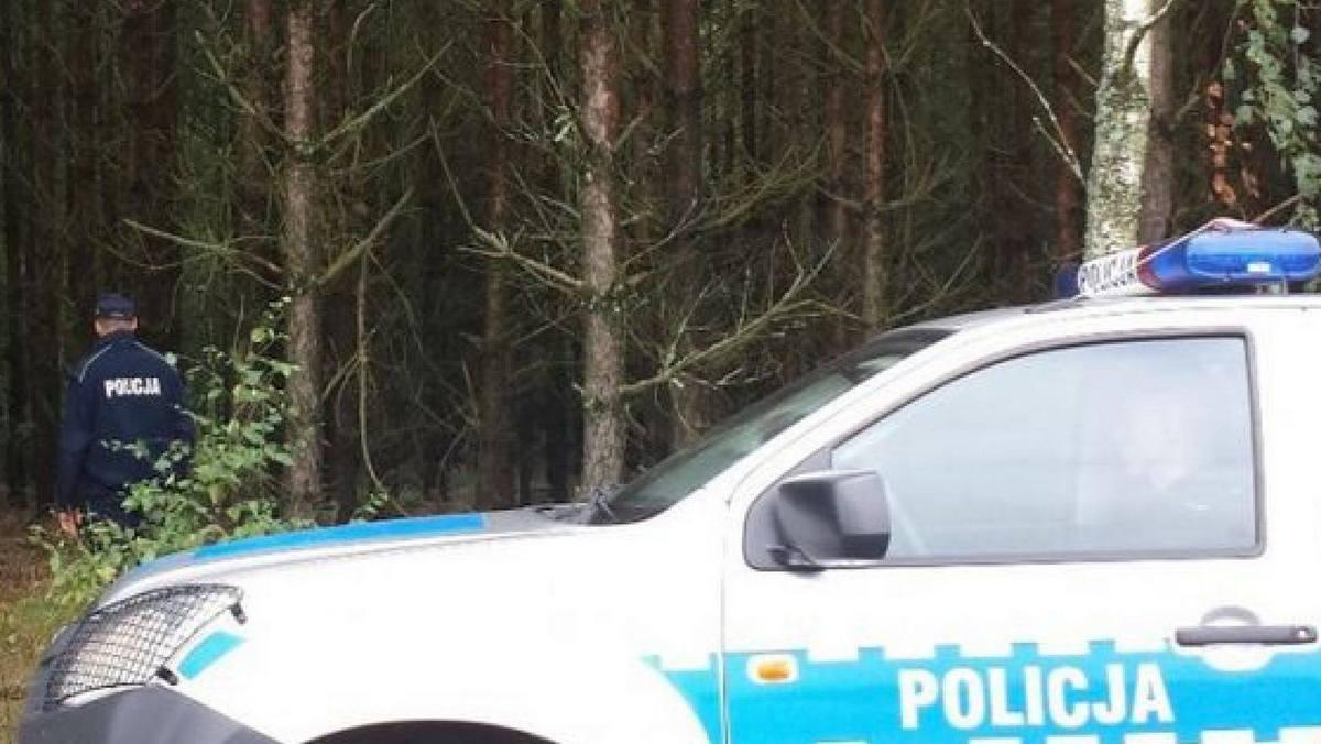 policja znaleziono ciało - Przemysław Stochaj