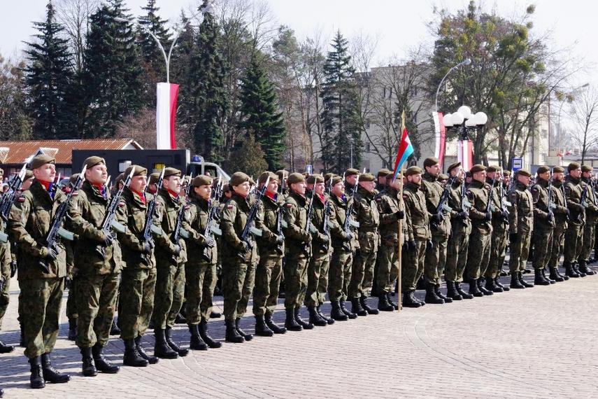 WOT wojska obrony terytorialnej - Ministerstwo Obrony Narodowej
