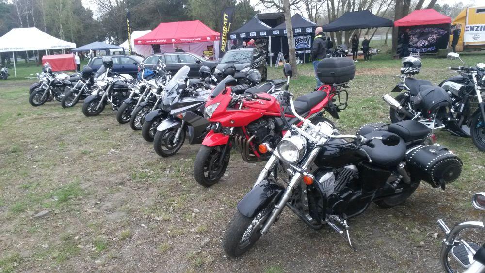 motocykle start sezonu - Jacek Butlewski