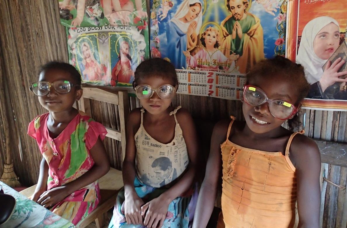 okulary afryka - Redemptoris Missio