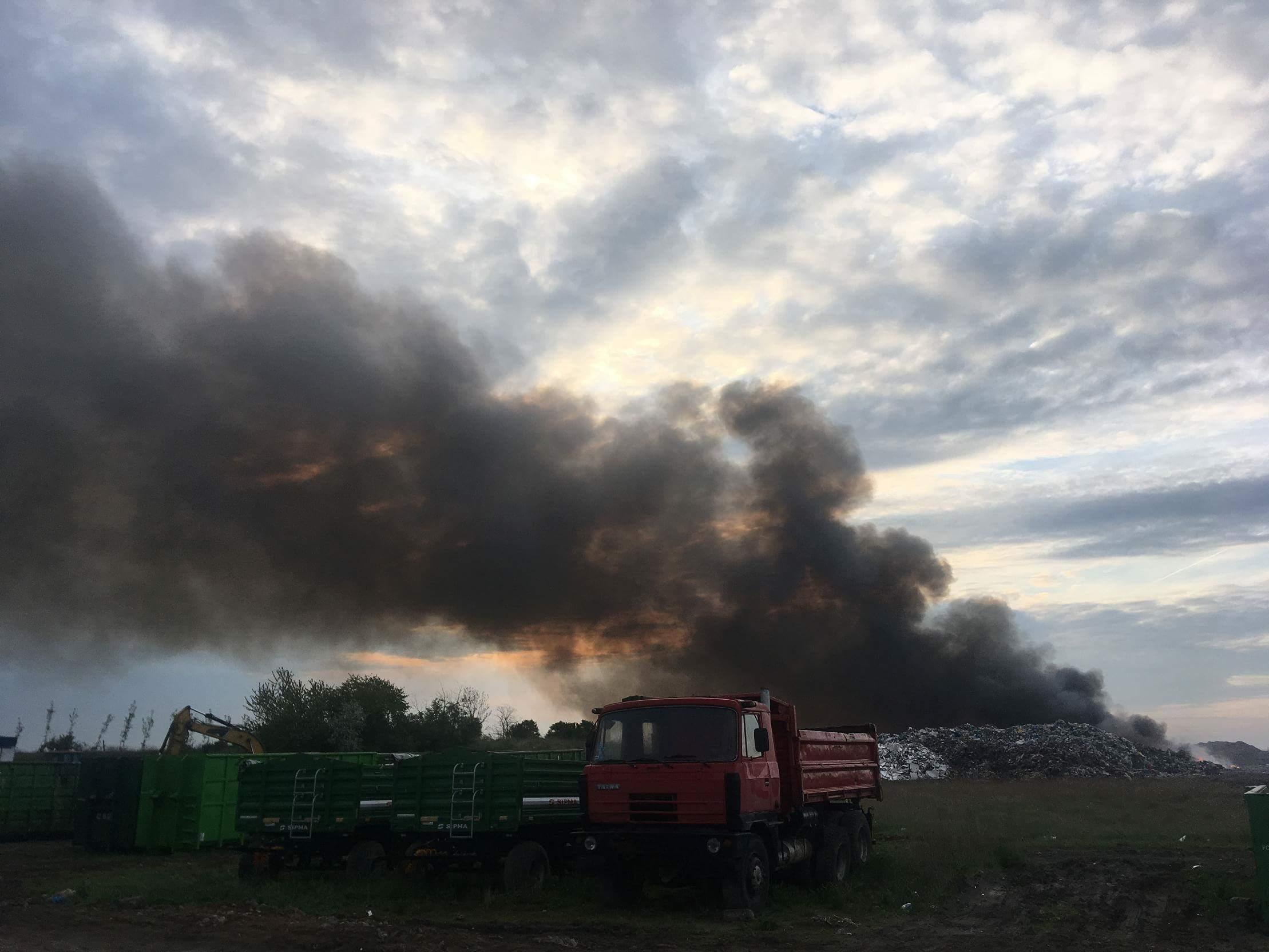 Pożar pysząca - Rafał Regulski