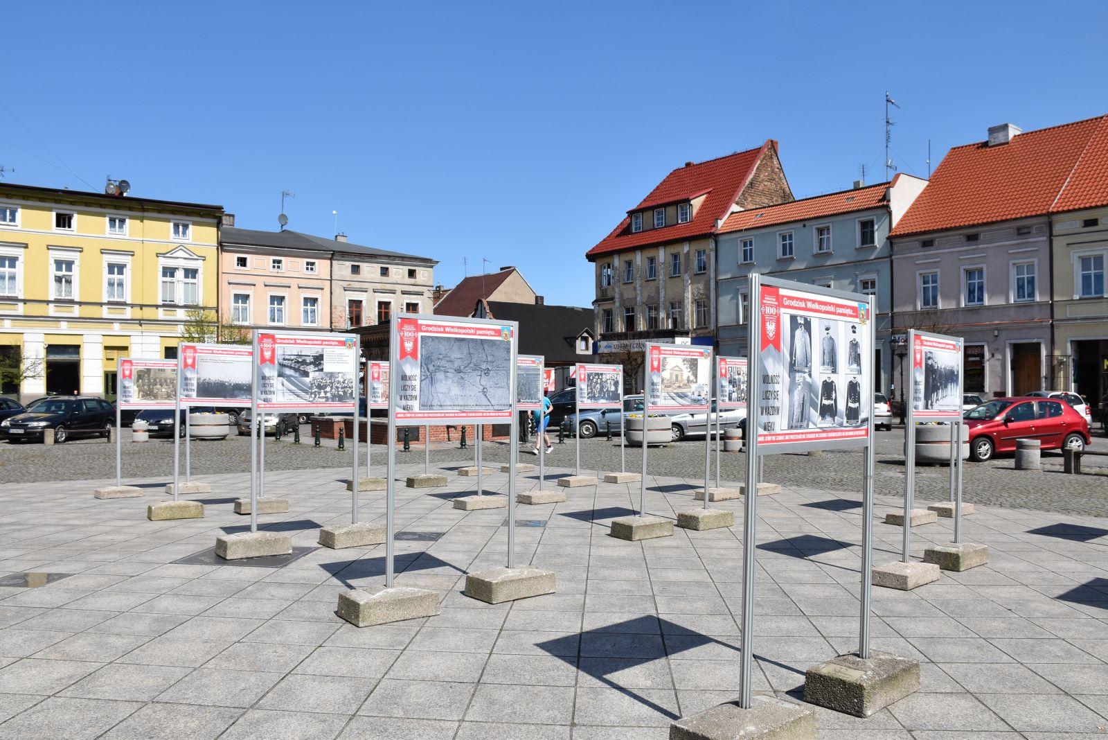 grodzisk wielkopolski rynek wystawa - UM Grodzisk Wielkopolski