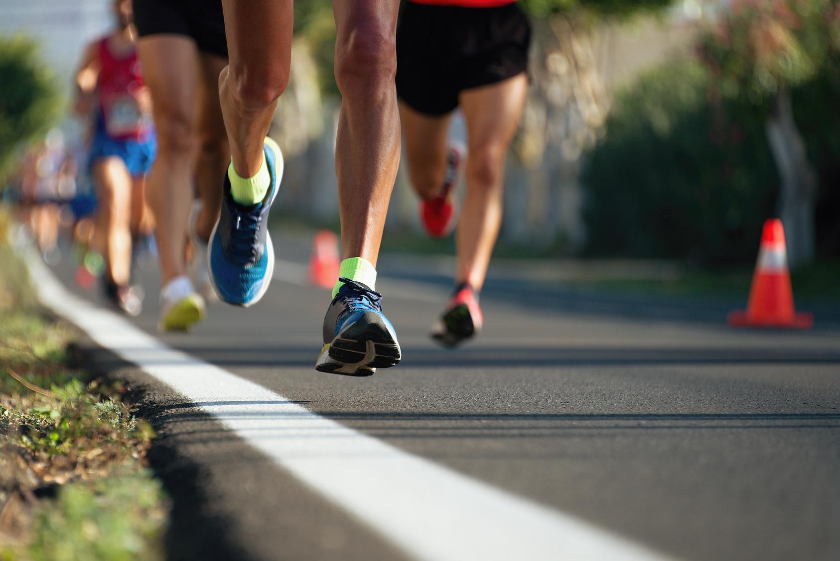 bieg bieganie biegacze maraton super :) - Fotolia