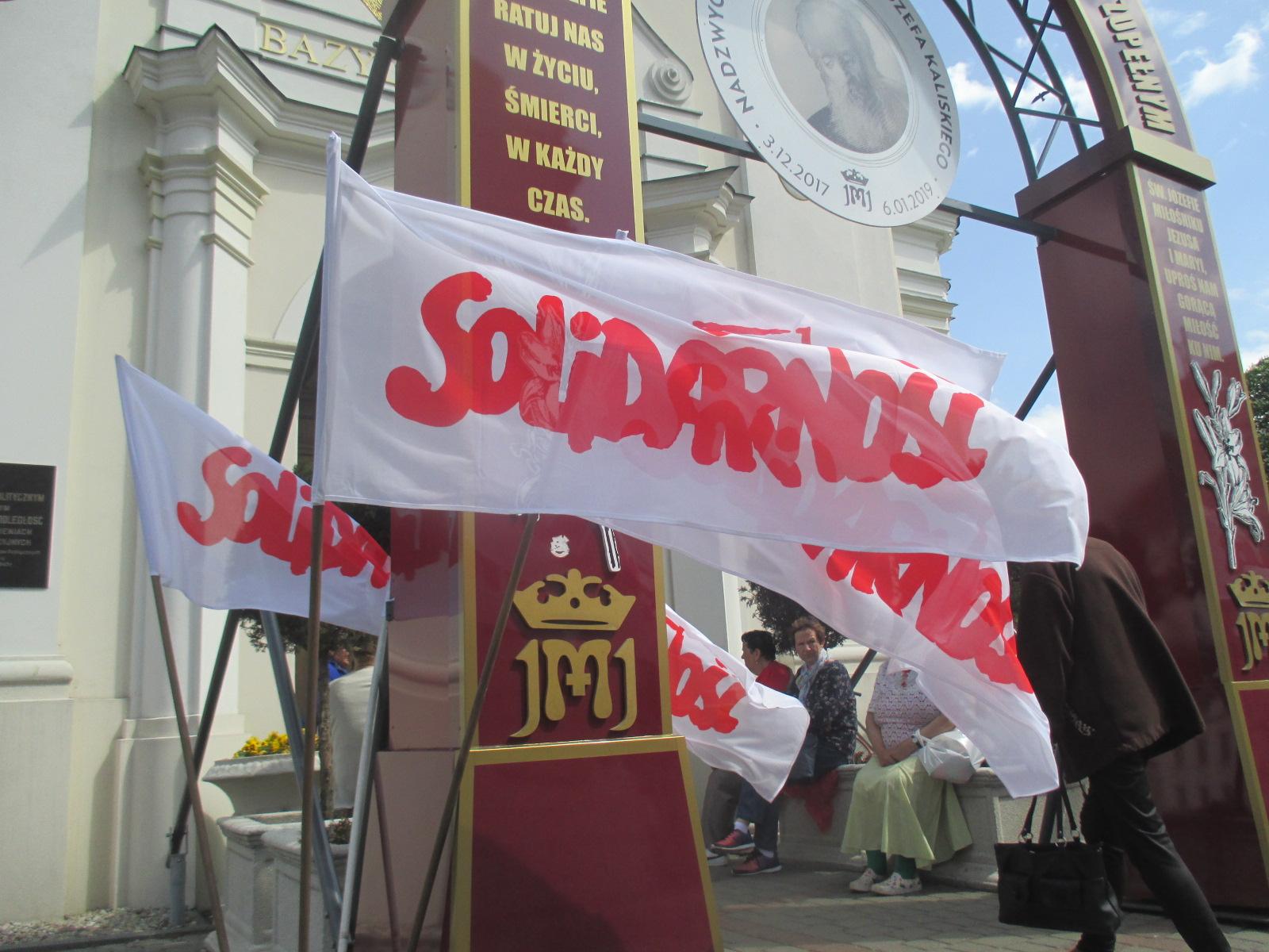 solidarnosc - Danuta Synkiewicz