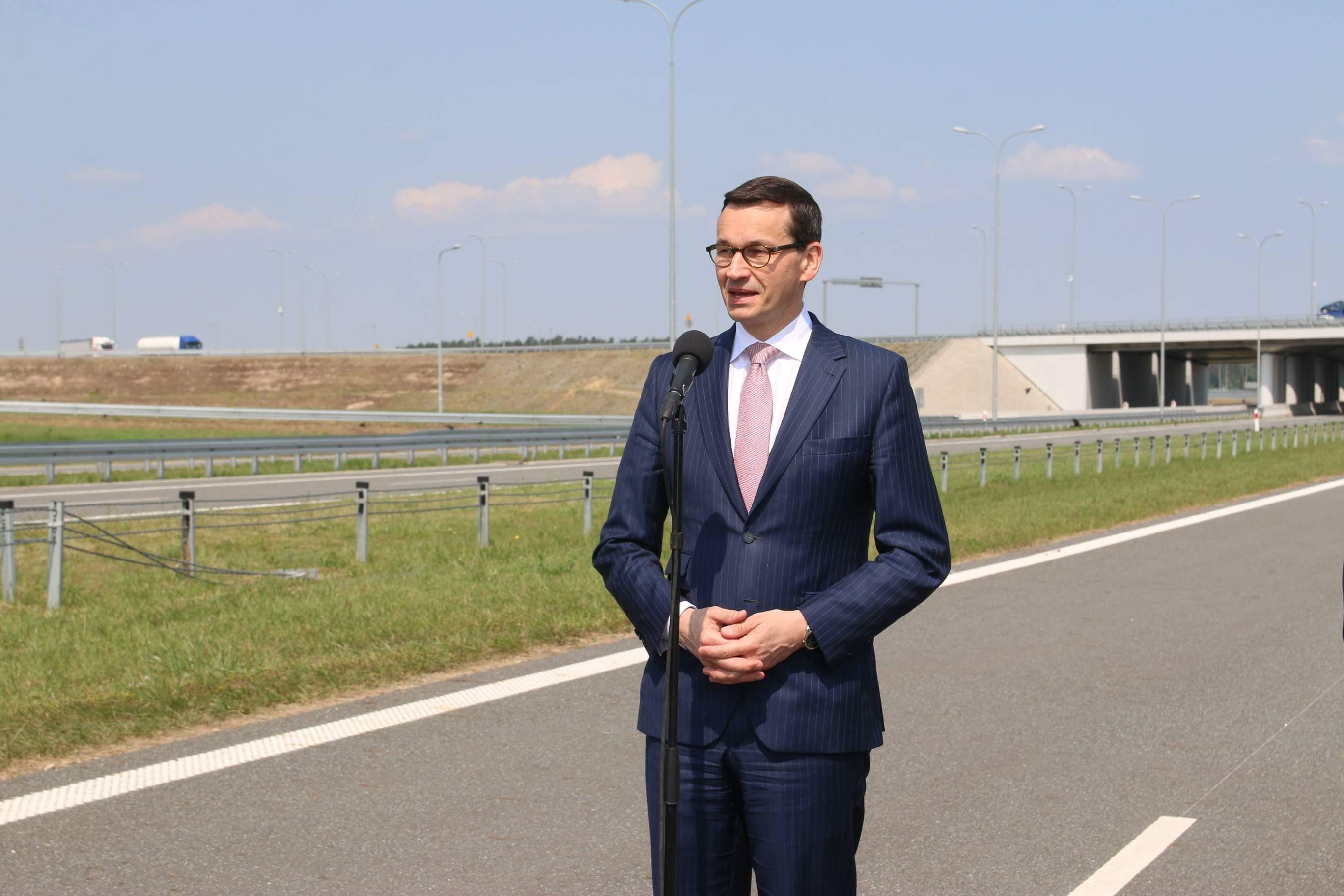 Morawiecki Kępno obwodnica - Kacper Witt