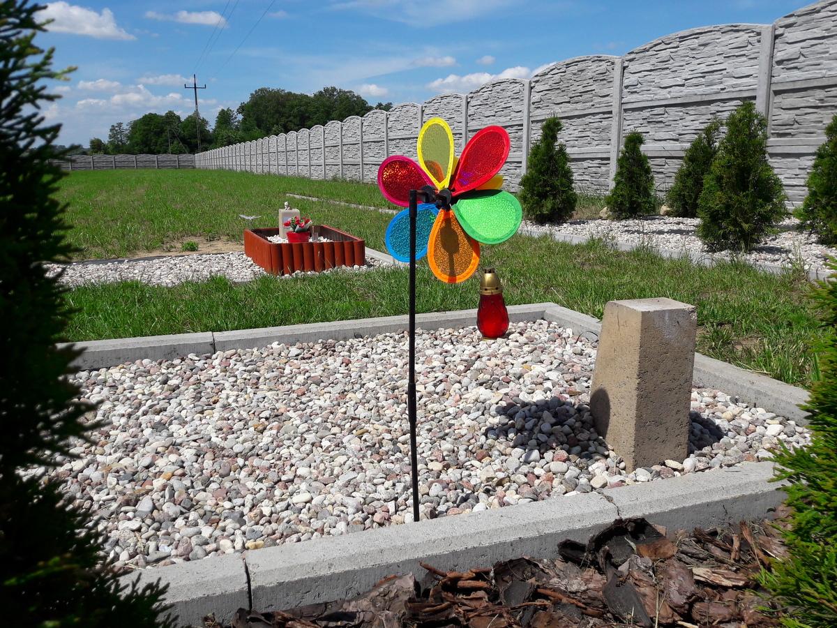 cmentarz dla zwierząt ostrówek - Aleksandra Braciszewska-Benkahla