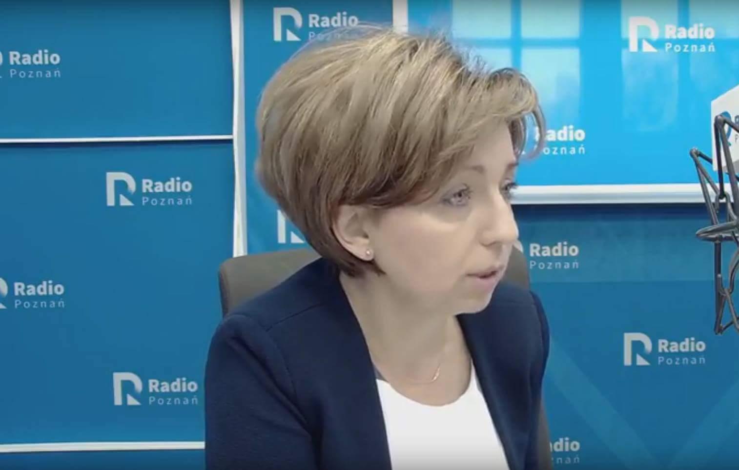 Marlena Maląg - Radio Poznań