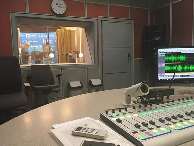 studio radio poznań słuchowisko - Jacek Butlewski