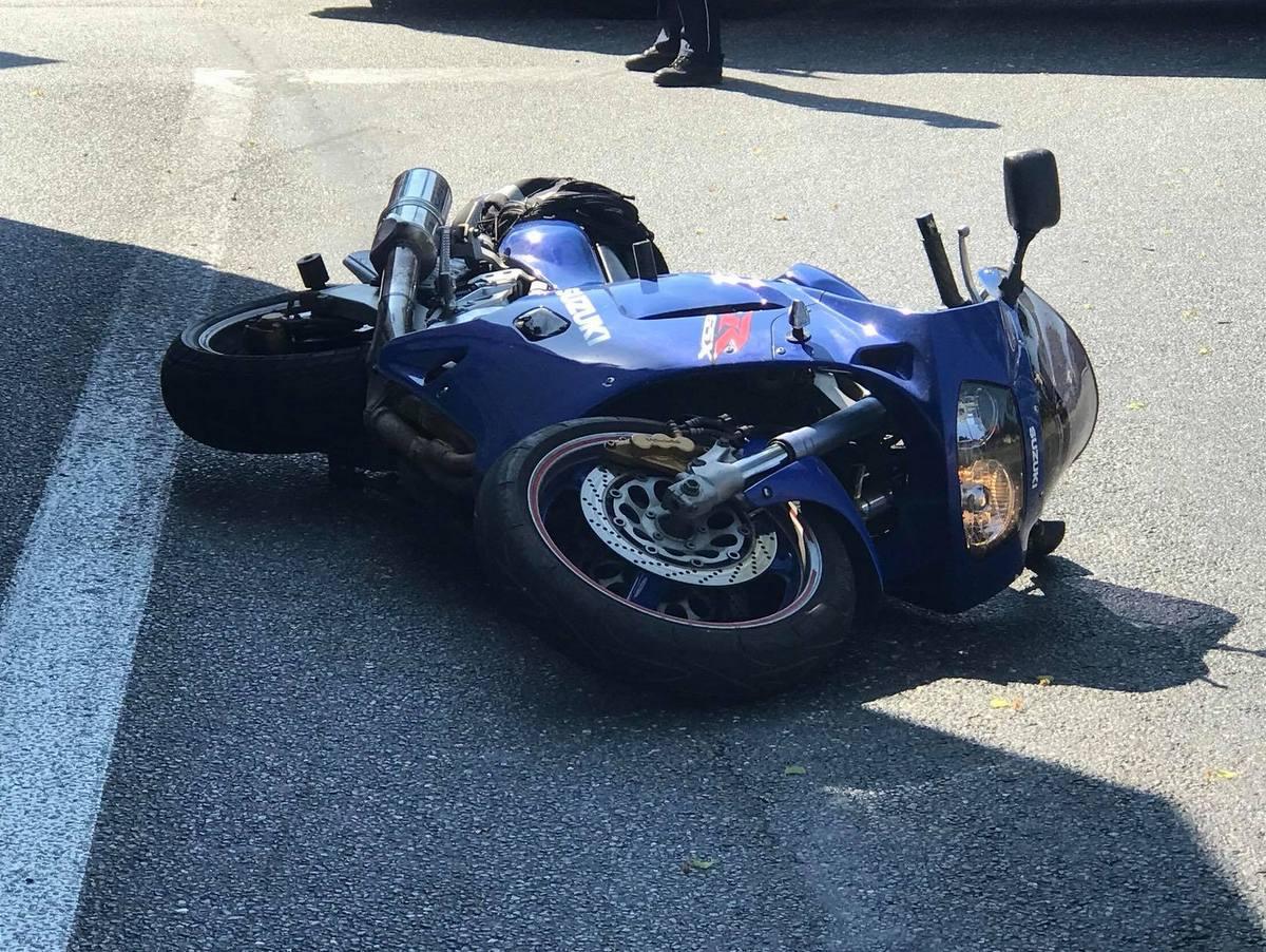 makabryczny wypadek motocyklisty kalisz - kalisz24.info.pl
