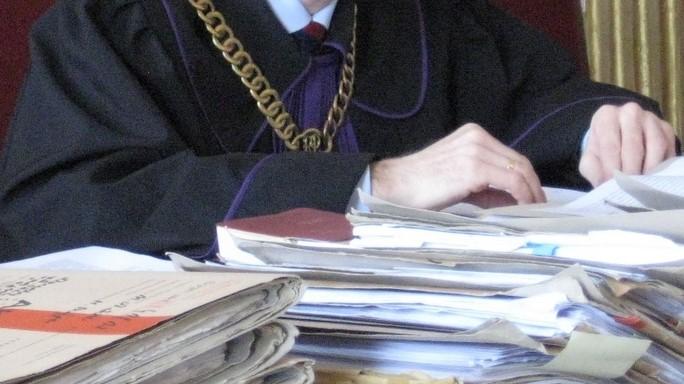 sędzia sąd akta wyrok - Danuta Synkiewicz