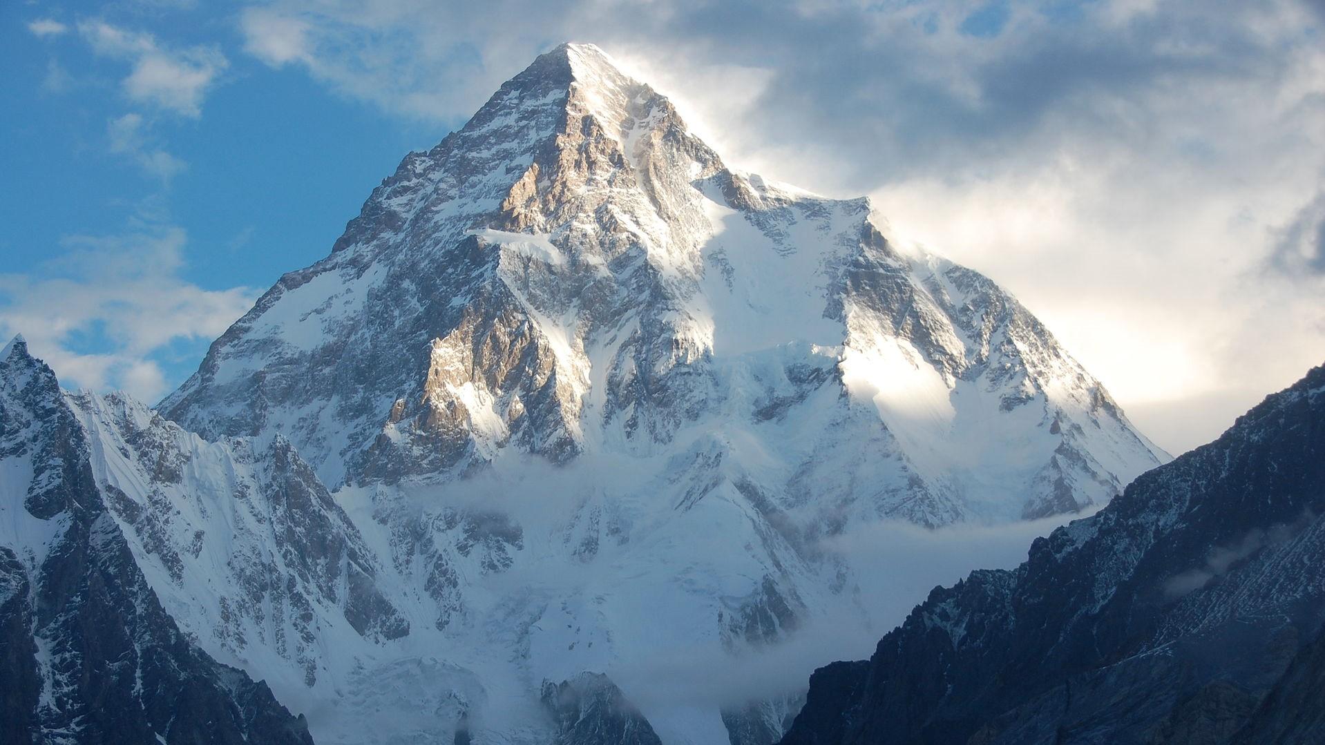 K2 Karakorum - CC: Wikimedia Commons: Maria Ly