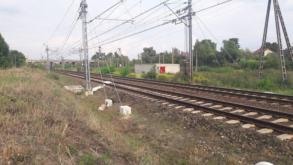 przejazd kolejowy gniezno wypadek śmiertelny - Gniezno112.pl