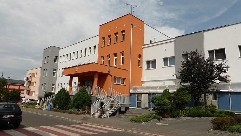 szpital grodzisk wielkopolski - CC: Wikimedia Commons: Bialo-zielony