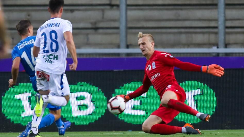 lech poznań krc genk mecz wyjazdowy - www.lechpoznan.pl