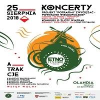 25 SIERPNIA, ETNO FESTIWAL, OLANDIA 2018