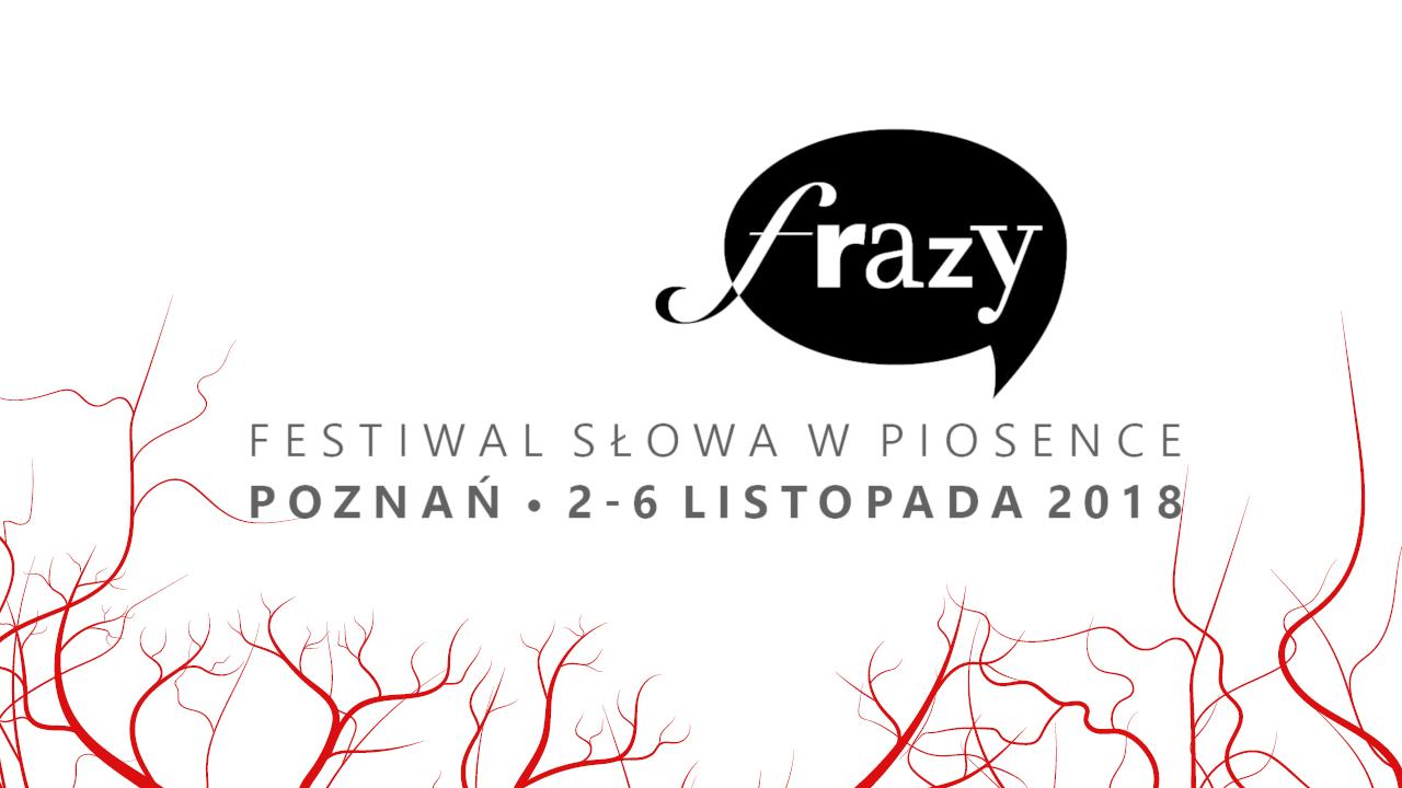 festiwal frazy 2018 - festiwalfrazy.pl