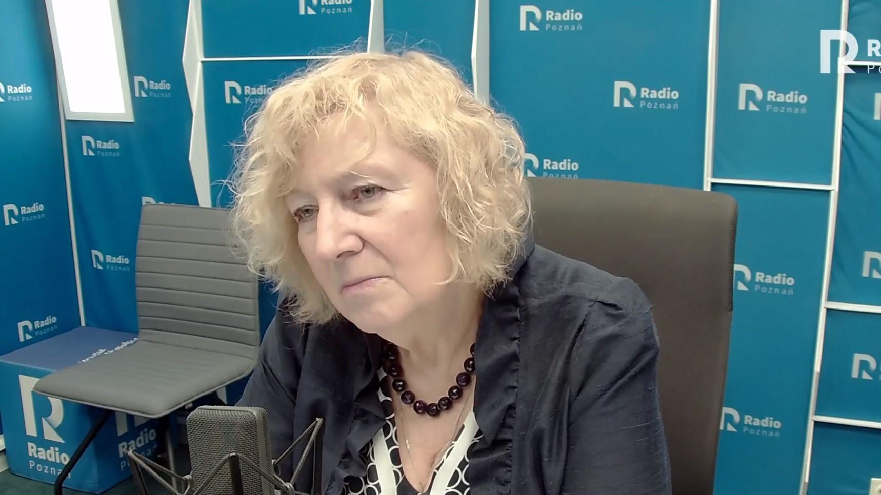 Elżbieta Leszczyńska kurator oświaty