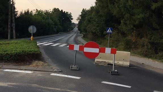 wronki zamknięty most - Andrzej Ciborski