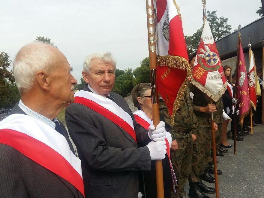uroczystości rocznice II wojna światowa 2018 - Magdalena Konieczna