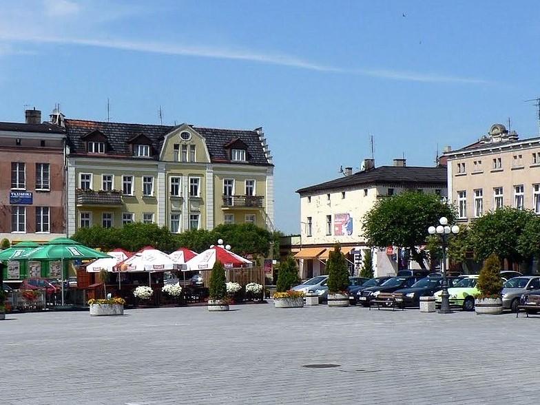 rynek września - CC: Wikimedia Commons: Krzysztof Dudzik