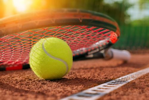tenis rakieta kort - Fotolia