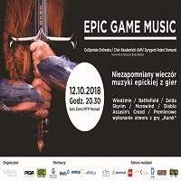 12 PAŹDZIERNIKA, EPIC GAME MUSIC