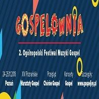 24-25 LISTOPADA, GOSPELOWNIA 2018