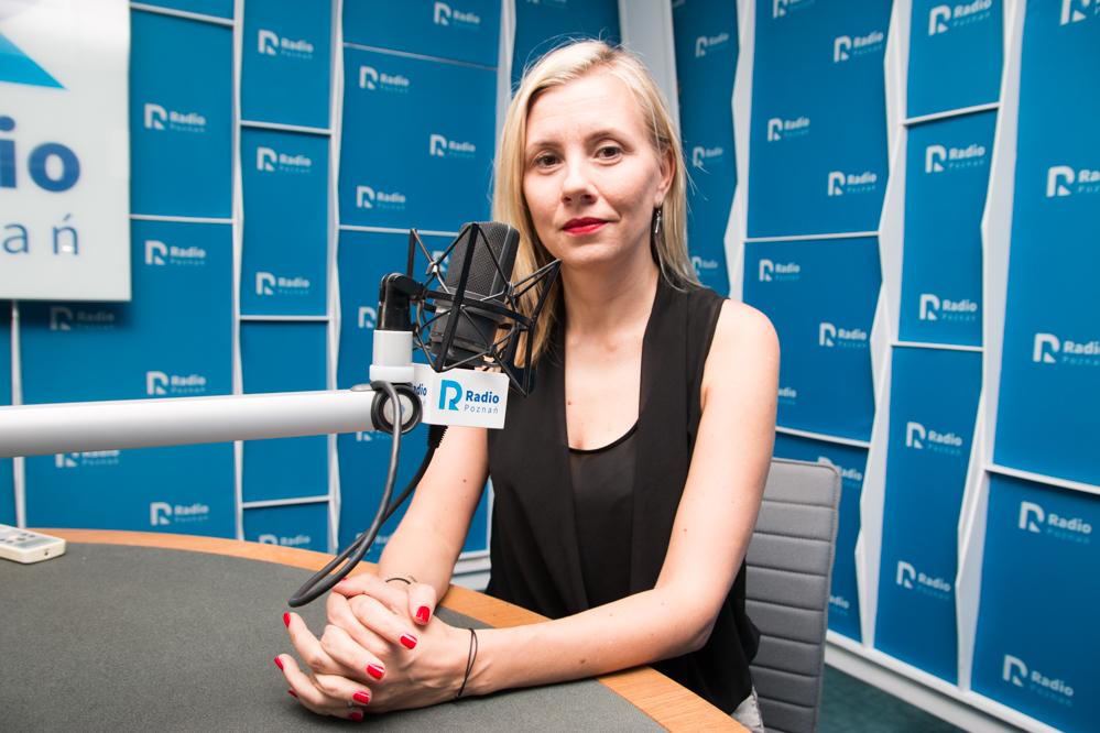 joanna opiat - bojarska radio poznań słuchowisko - Wojtek Wardejn
