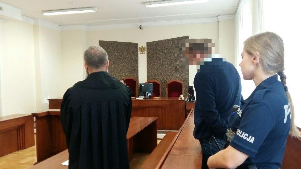 wyrok dla biznesmena sąd Poznań Dariusz M. - Magdalena Konieczna