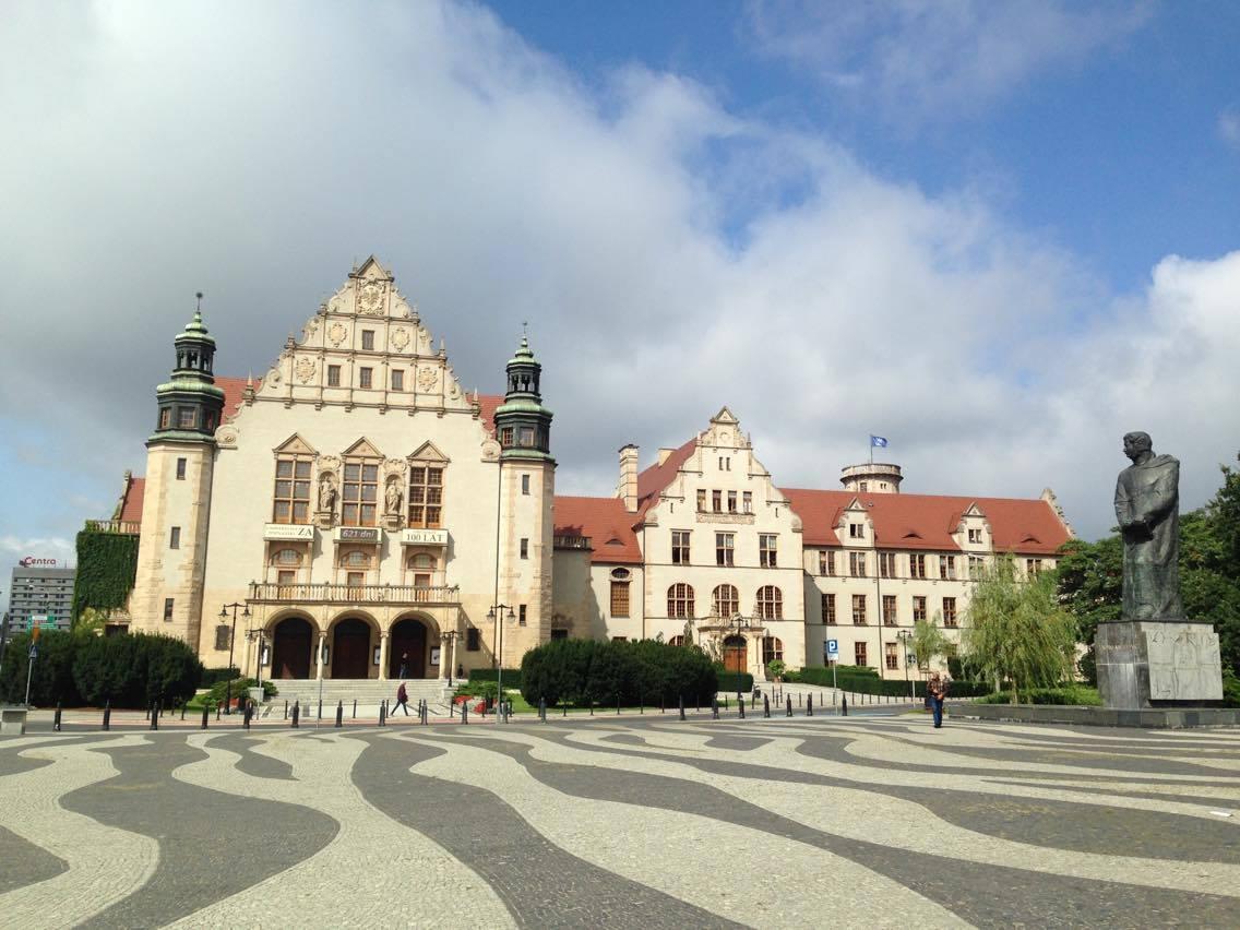 aula UAM plac Adama Mickiewicza uniwersytet - Archiwum