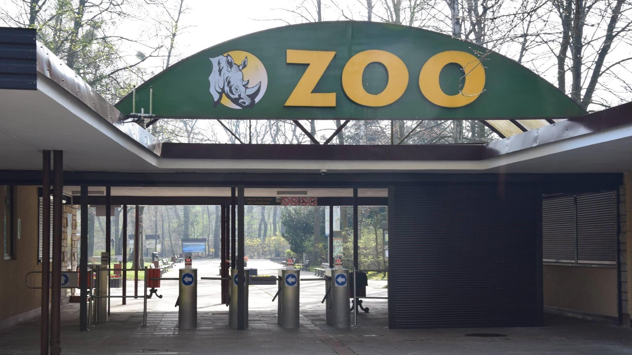 nowe zoo w poznaniu wejście - FB: Nowe ZOO