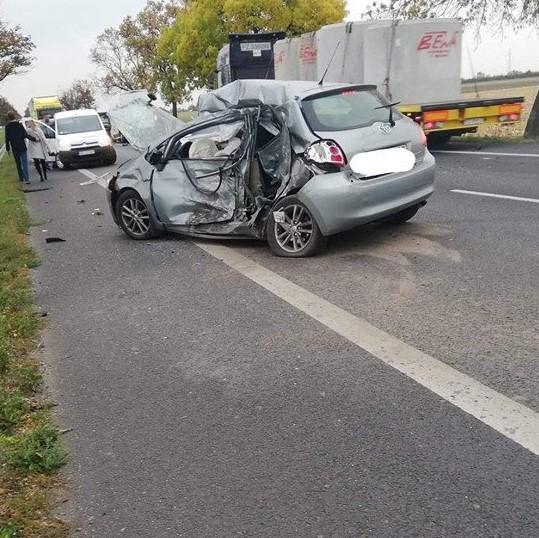 wypadekdk5 - Leszno 998 - Powiatowy Serwis Informacyjny