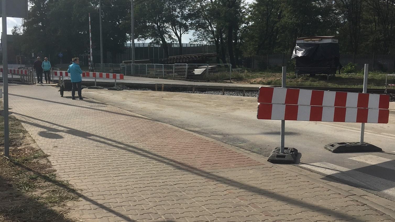 przejazd kolejowy leszno astaldi - Jacek Marciniak