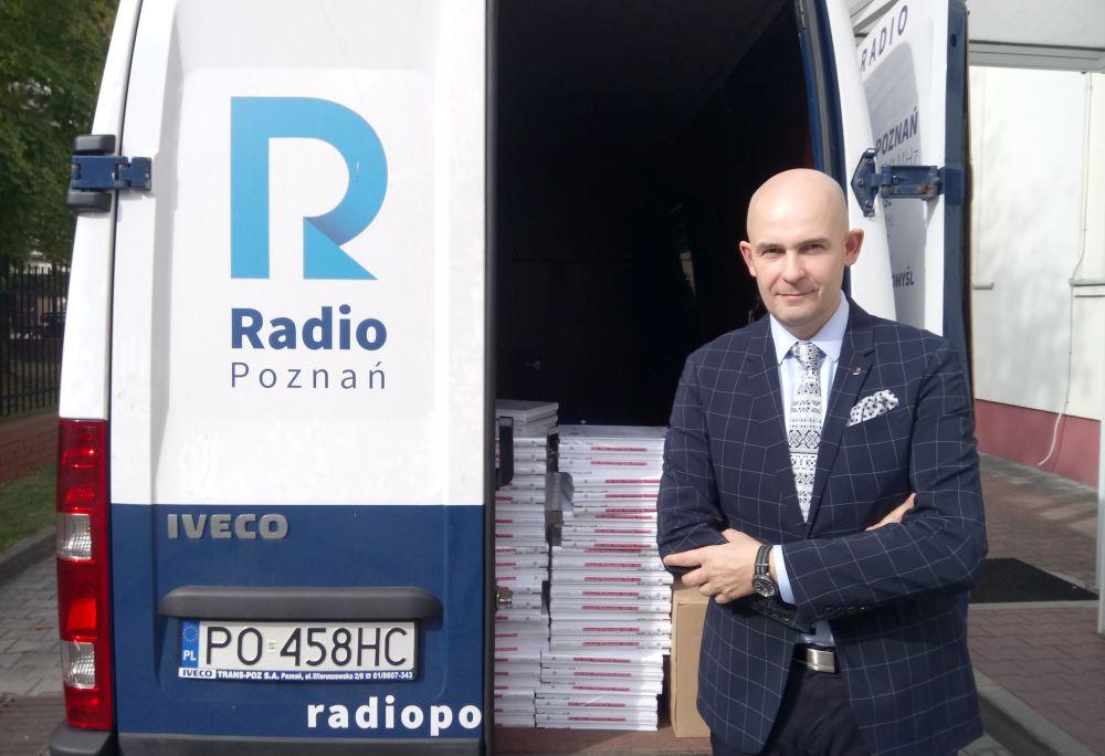 ipn książki radio - dyrektor IPN Poznań dr hab. Rafał Reczek