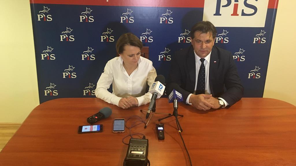 minister jadwiga emilewicz w kaliszu - Danuta Synkiewicz