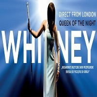 4-5 GRUDNIA, KONCERT WHITNEY - QUEEN OF THE NIGHT