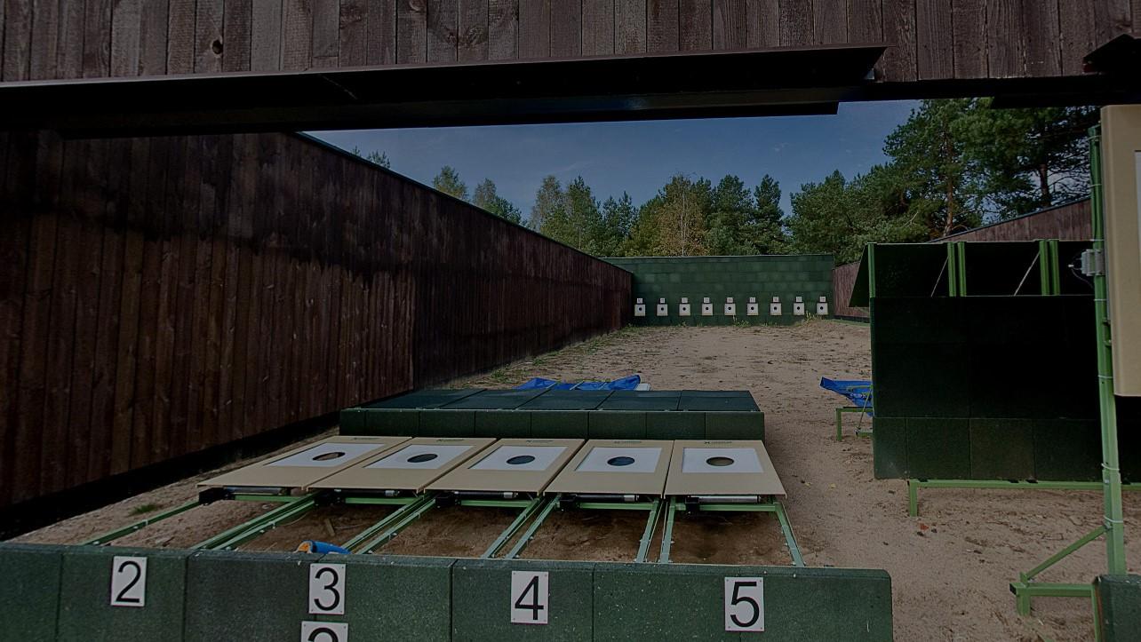 strzelnica tarcza piła - Przemysław Stochaj